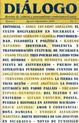 Revista de cultura y pensamiento centroamericanos