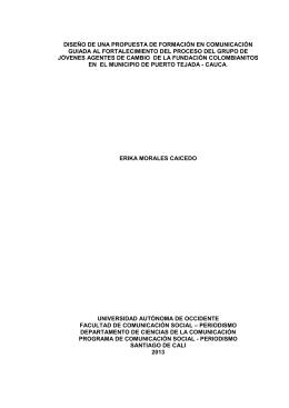Protocolo Pasantía como Opción de Grado