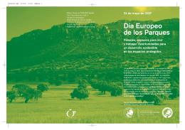 Descarga folleto ayudas 2007 - EUROPARC