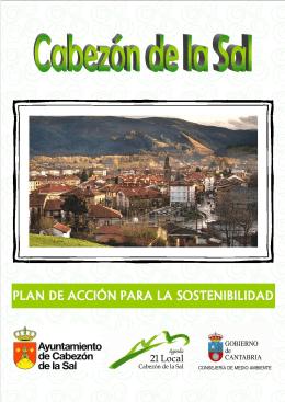 Esquema-resumen Plan de Accion - Ayuntamiento de Cabezón de