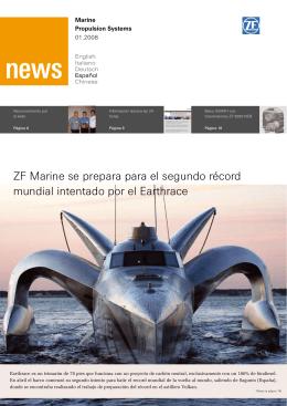report 01.2008(spanish) - Transmisiones Marinas S.A.