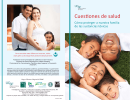 copia para imprimir - UCSF Program on Reproductive Health and