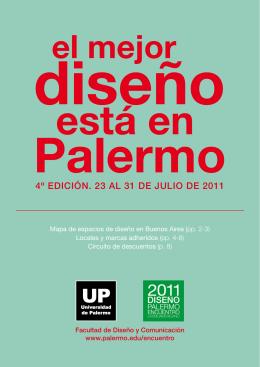 dossier  - Universidad de Palermo