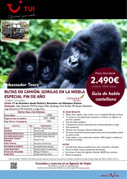 2.490€ - Ofertas