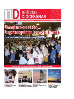 crónica Diocesana