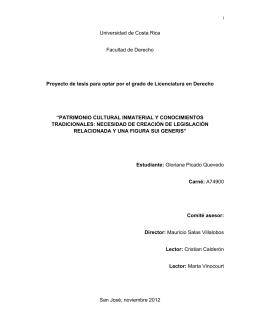PATRIMONIO - Instituto de Investigaciones Jurídicas
