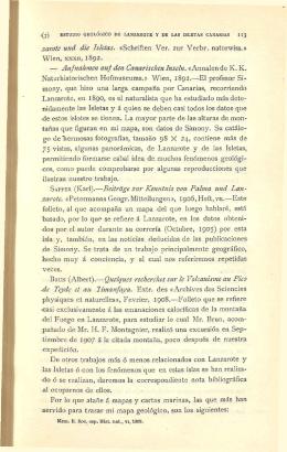 sarote und die Isletas. «Schriften Ver. zur Verbr. naturwiss.» Wien