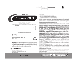 Dinamaz 70 S Dorso