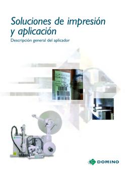 Soluciones de impresión y aplicación de etiquetas Serie M