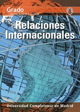 Relaciones Internacionales - Universidad Complutense de Madrid