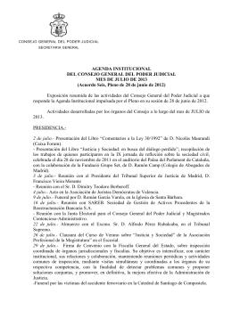 Agenda Institucional Julio 2013Abre en nueva