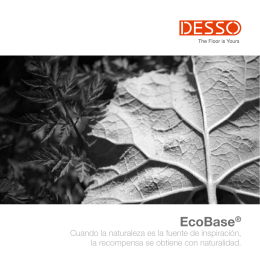 EcoBase® - Circles Of Architects