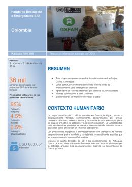 36 mil - HumanitarianResponse