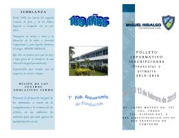 Descargar Aquí - Colegio Miguel Hidalgo