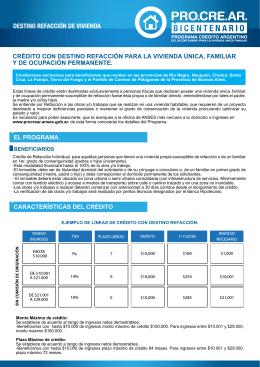Tipo de archivo pdf FOLLETO REFACCIÓN ZONA SUR
