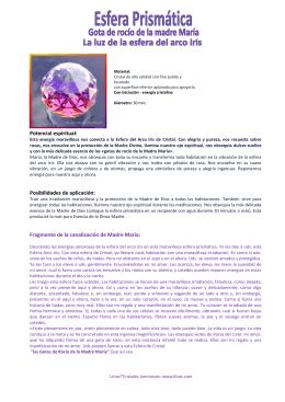 Esfera Prismática