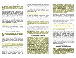 Cp36 Las Oraciones Abominables - Folletos y Tratados Evangelicos