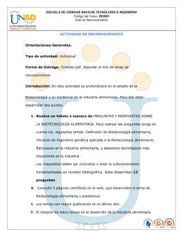 Individual Forma de Entrega. Formato pdf. Adjuntar al