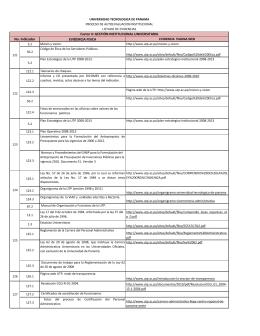 EVIDENCIA FISICA Factor 4: GESTIÓN INSTITUCIONAL