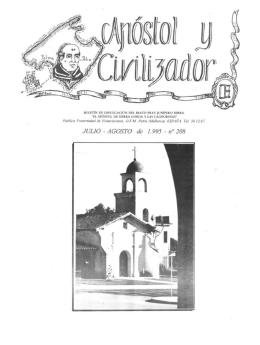 JULIO - AGOSTO de 1.995 - n° 208 - Biblioteca Digital de les Illes