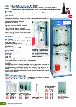 """Destilador enológico """"DE"""