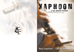 Maui Xaphoon® ∙ Classic Xaphoon®