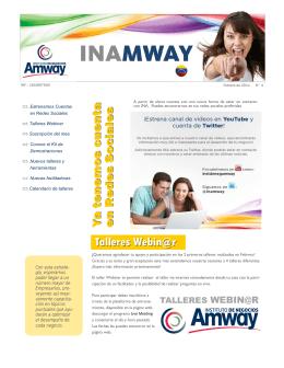 talleres webin@r - amway de venezuela llc