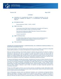 convenio de colaboración entre la comisión nacional de los