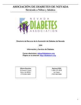 Conteo de Carbohidratos para las Personas con Diabetes