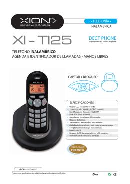 XI - TI25