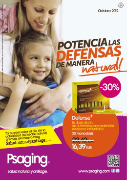 DEFENSAS - Psaging