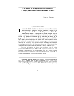 Descargar PDF - Debate Feminista