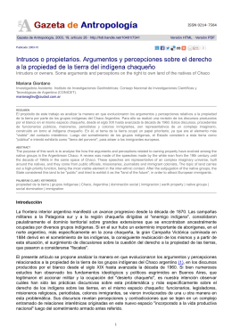 Versión PDF - Gazeta de Antropología
