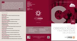 CIBERSOCIEDAD - Universidad San Jorge