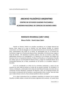 Rodolfo Rivarola