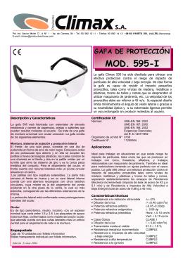 gafa 595-I