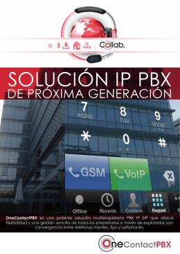onecontact pbx - Amazon Web Services