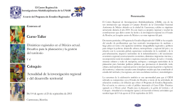 Folleto informativo en PDF