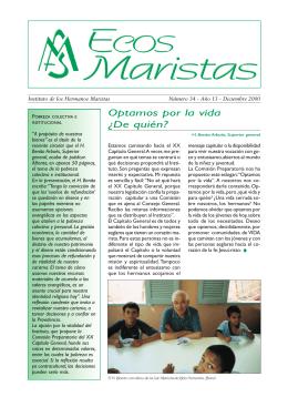 Año 14 - Diciembre 2000 (PDF - 840kb)