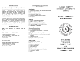 harris county district attorney`s office domestic violence safety plan