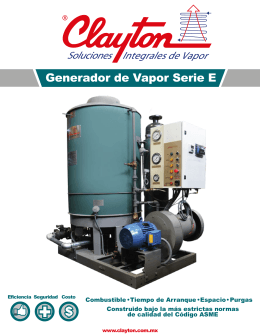 Generador serie E