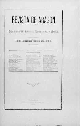 9 de febrero de 1879 - Institución Fernando el Católico