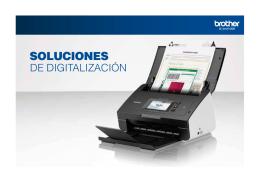 Soluciones de Digitalización