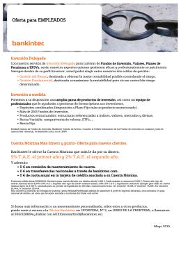 Oferta para EMPLEADOS - Laude El Altillo School