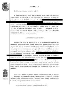 sentencia descargada en: www.asuapedefin.com