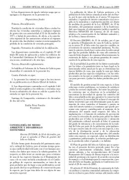 Plan de Gestión del Lobo en Galicia
