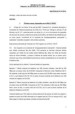 Sal Punta Lobos: - CRC América Latina