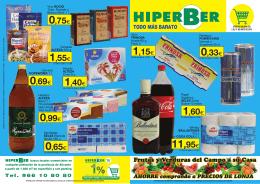 11,95€ - Hiper Ber