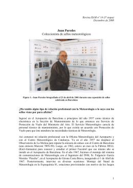 entrevista - Divulgameteo
