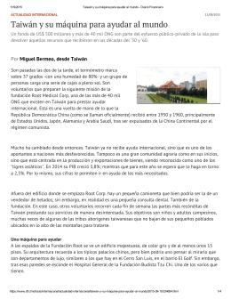 artículo - Fundación Chilena del Pacífico